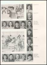 1977 Clyde High School Yearbook Page 134 & 135