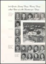 1977 Clyde High School Yearbook Page 154 & 155