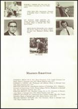 1965 Episcopal Academy Yearbook Page 12 & 13