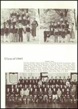 1965 Episcopal Academy Yearbook Page 14 & 15