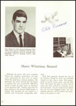 1965 Episcopal Academy Yearbook Page 16 & 17