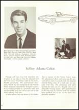 1965 Episcopal Academy Yearbook Page 22 & 23