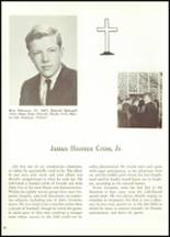 1965 Episcopal Academy Yearbook Page 24 & 25
