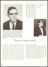 1965 Episcopal Academy Yearbook Page 32 & 33