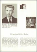 1965 Episcopal Academy Yearbook Page 42 & 43