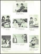 1967 Big Sandy High School Yearbook Page 10 & 11