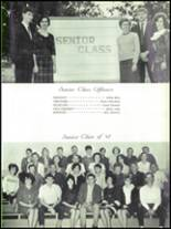 1967 Big Sandy High School Yearbook Page 12 & 13