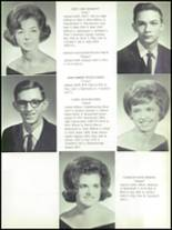 1967 Big Sandy High School Yearbook Page 14 & 15