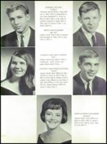 1967 Big Sandy High School Yearbook Page 16 & 17