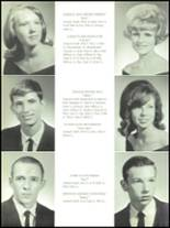 1967 Big Sandy High School Yearbook Page 18 & 19