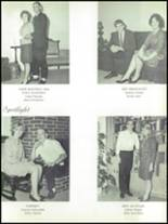 1967 Big Sandy High School Yearbook Page 22 & 23