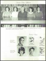 1967 Big Sandy High School Yearbook Page 26 & 27