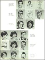 1967 Big Sandy High School Yearbook Page 28 & 29