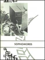 1967 Big Sandy High School Yearbook Page 30 & 31