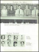 1967 Big Sandy High School Yearbook Page 34 & 35