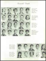 1967 Big Sandy High School Yearbook Page 38 & 39
