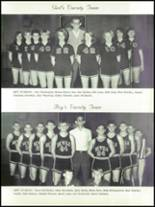 1967 Big Sandy High School Yearbook Page 52 & 53