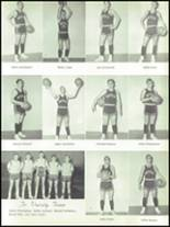 1967 Big Sandy High School Yearbook Page 54 & 55