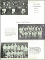 1967 Big Sandy High School Yearbook Page 56 & 57