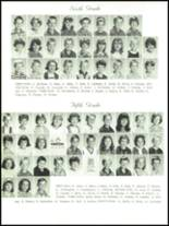 1967 Big Sandy High School Yearbook Page 70 & 71