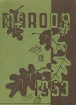 1953 Yearbook Kingston High School