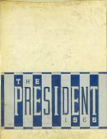 1965 Yearbook Lincoln High School