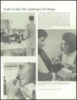 1968 Lower Richland High School Yearbook Page 14 & 15