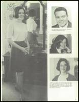 1968 Lower Richland High School Yearbook Page 20 & 21
