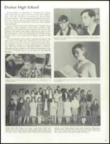 1968 Lower Richland High School Yearbook Page 66 & 67