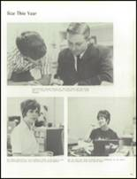 1968 Lower Richland High School Yearbook Page 102 & 103