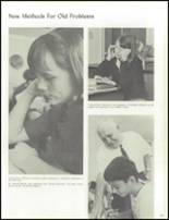 1968 Lower Richland High School Yearbook Page 116 & 117