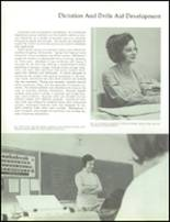 1968 Lower Richland High School Yearbook Page 122 & 123