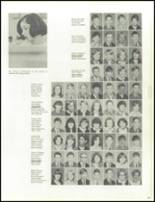 1968 Lower Richland High School Yearbook Page 138 & 139