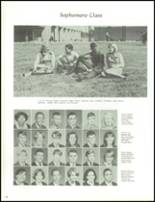 1968 Lower Richland High School Yearbook Page 142 & 143
