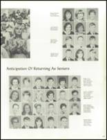 1968 Lower Richland High School Yearbook Page 152 & 153