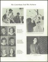 1968 Lower Richland High School Yearbook Page 160 & 161