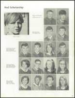 1968 Lower Richland High School Yearbook Page 166 & 167