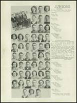 1946 Concord High School Yearbook Page 26 & 27