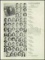 1946 Concord High School Yearbook Page 28 & 29