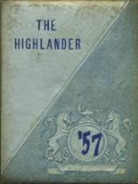 1957 Yearbook Clermont High School