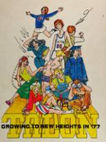 1977 Yearbook Clear Lake High School