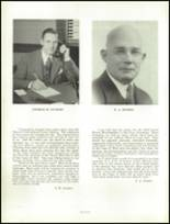 1944 Lower Merion High School Yearbook Page 20 & 21