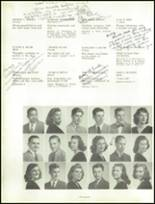 1944 Lower Merion High School Yearbook Page 32 & 33