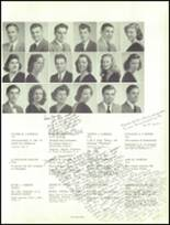 1944 Lower Merion High School Yearbook Page 34 & 35