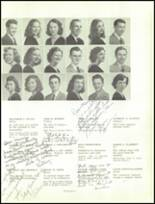 1944 Lower Merion High School Yearbook Page 38 & 39