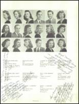 1944 Lower Merion High School Yearbook Page 42 & 43