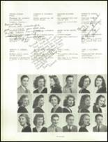1944 Lower Merion High School Yearbook Page 44 & 45