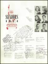 1944 Lower Merion High School Yearbook Page 46 & 47