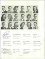 1944 Lower Merion High School Yearbook Page 50 & 51