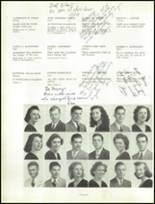 1944 Lower Merion High School Yearbook Page 52 & 53